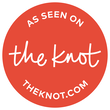 Find us on The Knot